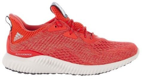 094eb0f54 adidas Men s Alphabounce EM M Blaze Orange Light Scarlet Utility Black  Running Shoe 9.5 Men US