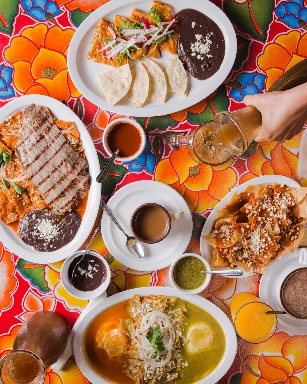 Guelaguetza restaurant review best mexican