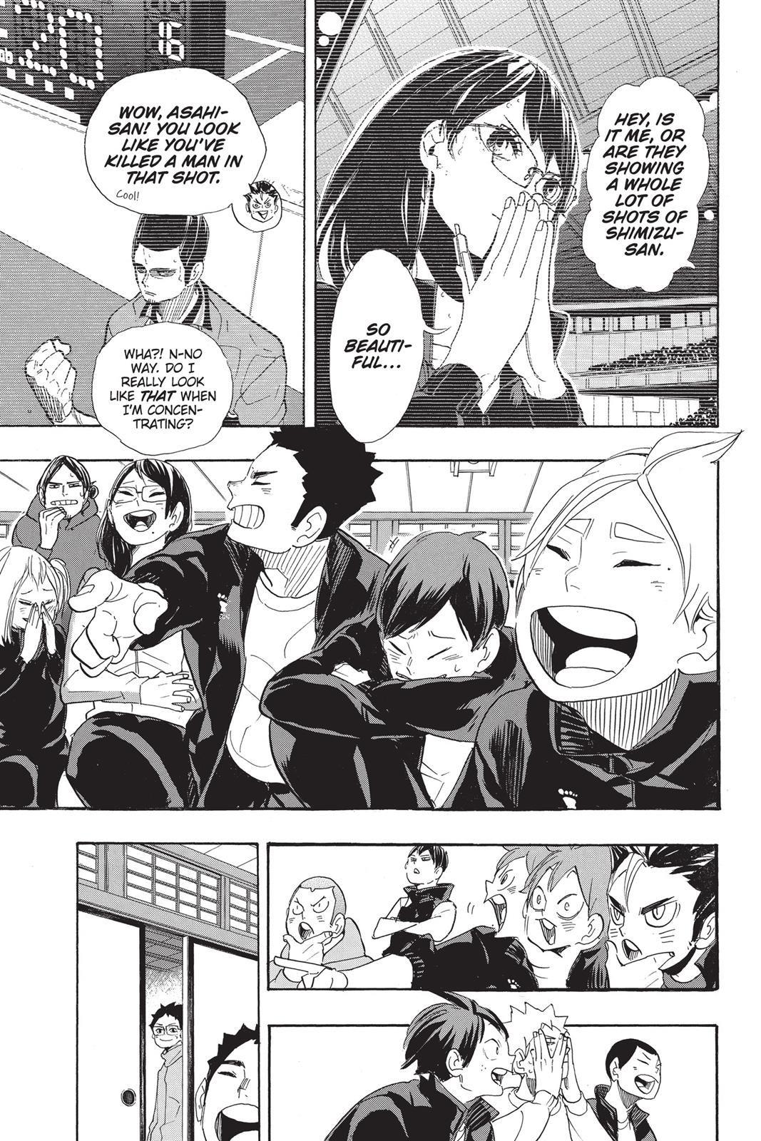 Haikyuu Chapter 292 Read Haikyuu Manga Online Haikyuu Manga Manga Covers Haikyuu Anime Start your free trial today! haikyuu chapter 292 read haikyuu