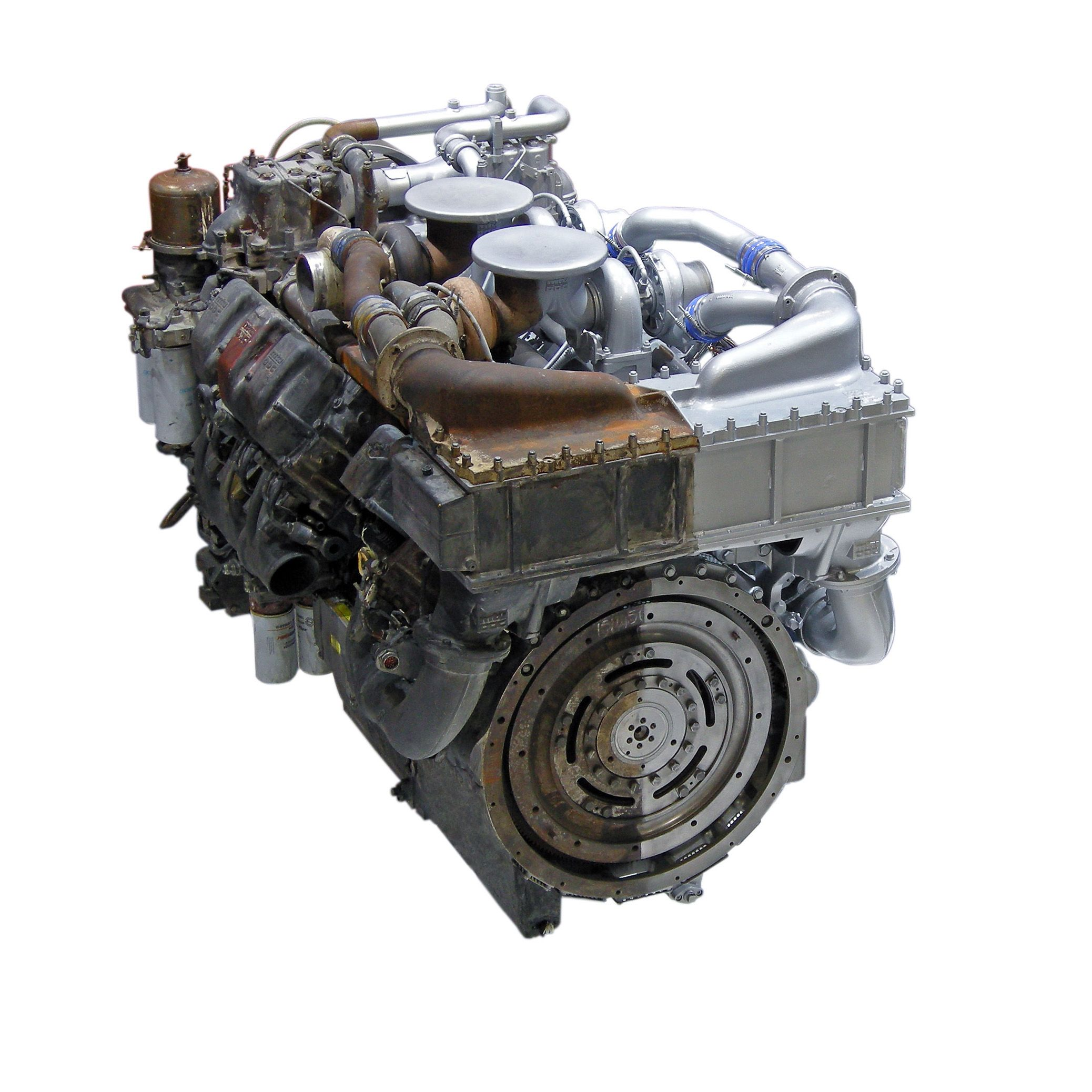We offer a full range of mtu diesel engine spare parts for