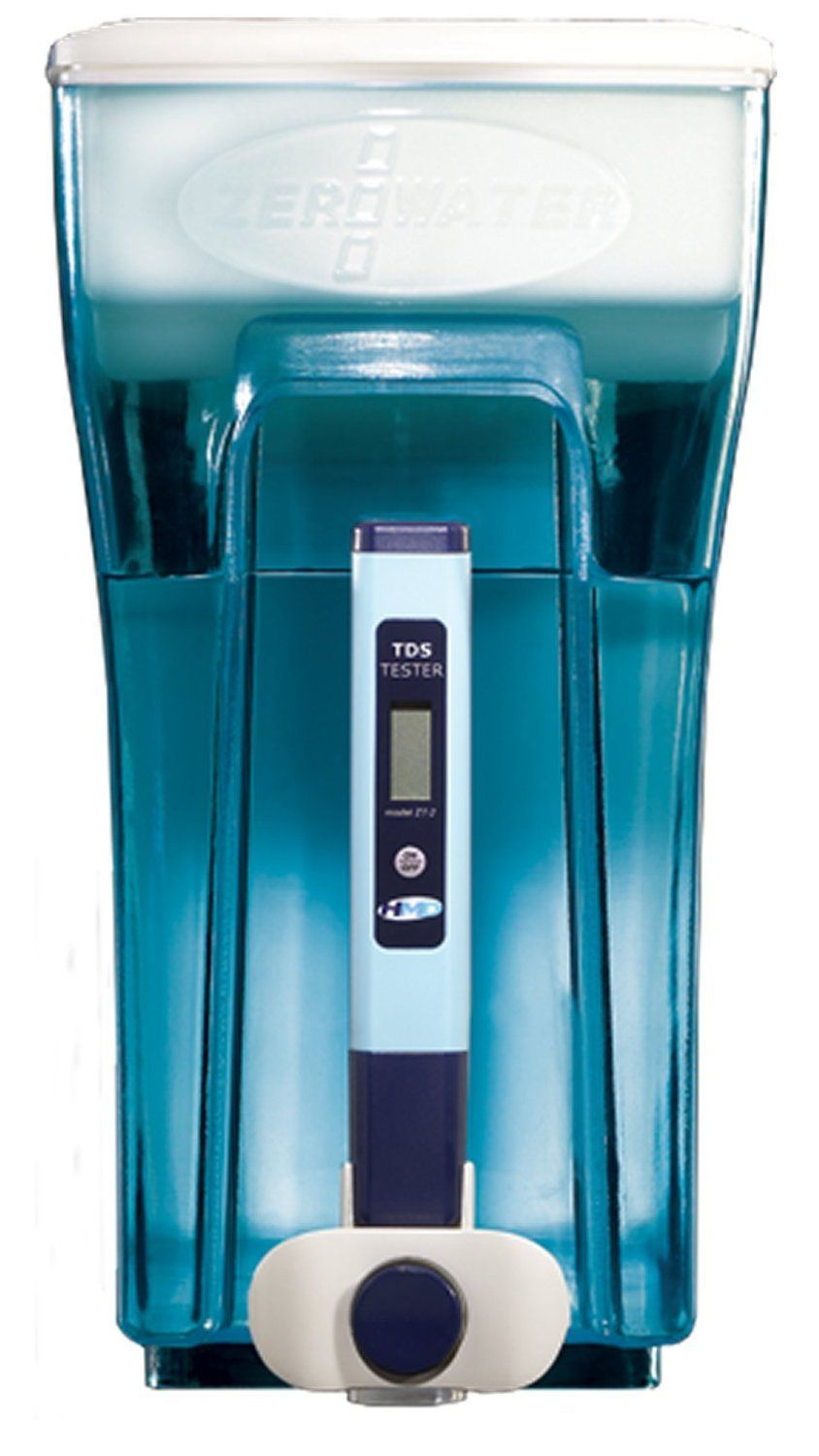 ZeroWater 23-Cup Water Dispenser and Filtration System. Innovative ...