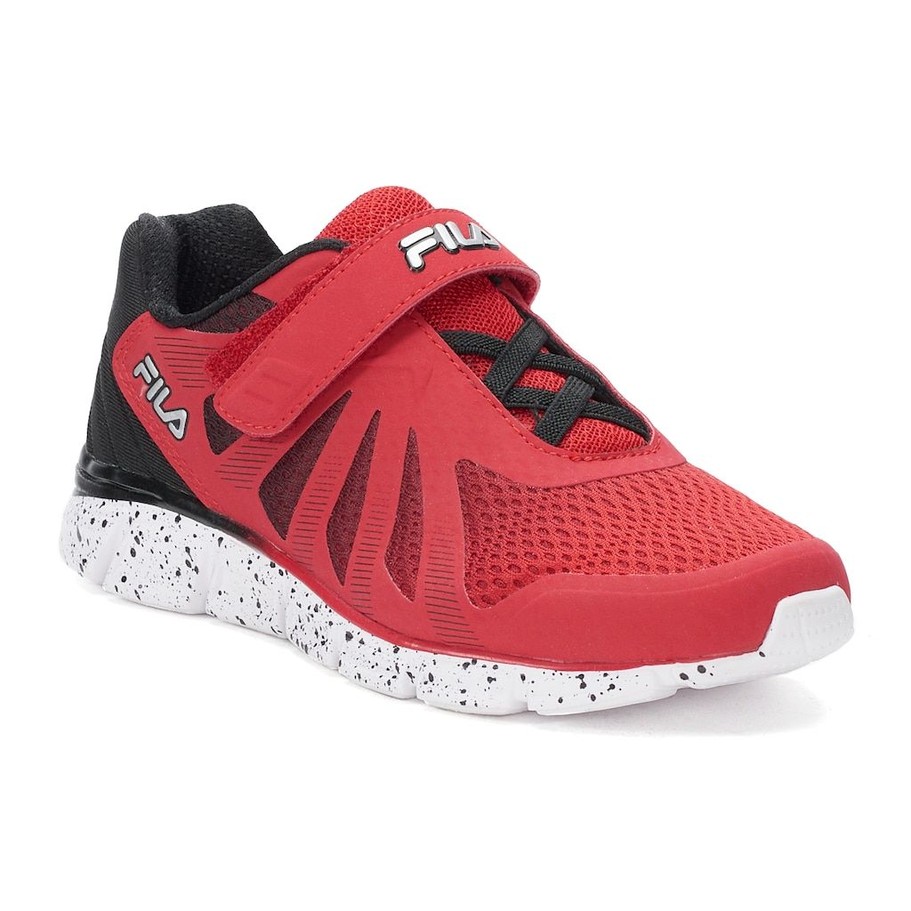 8bc321d0 Fila Fraction 2 Strap Boys' Sneakers | Products | Shoe size chart ...