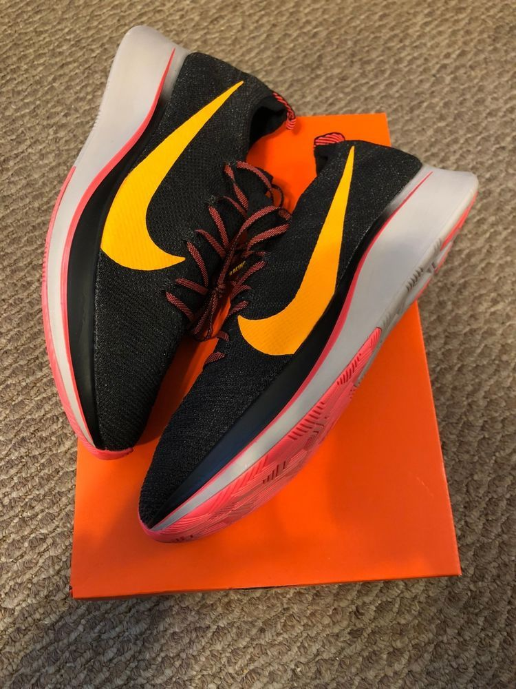 reputable site 1f204 d6c07 Nike Zoom Fly FK 11 Flyknit Orange Peel AR4561-068  fashion  clothing   shoes  accessories  mensshoes  athleticshoes (ebay link)