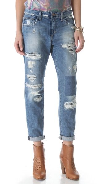 Joes Jeans Vintage Reserve Easy High Water Jeans