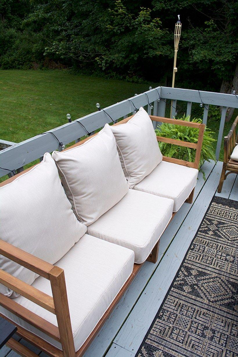 43 best diy outdoor sofa ideas that will make you feel fun