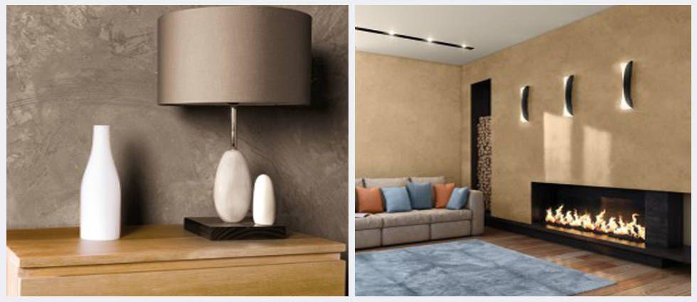 Naturalidad en sus paredes con la pintura efecto tierra - Pinturas con efecto ...