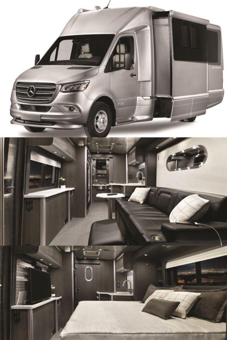 Atlas Camper 2020, la nueva autocaravana de Airstream con