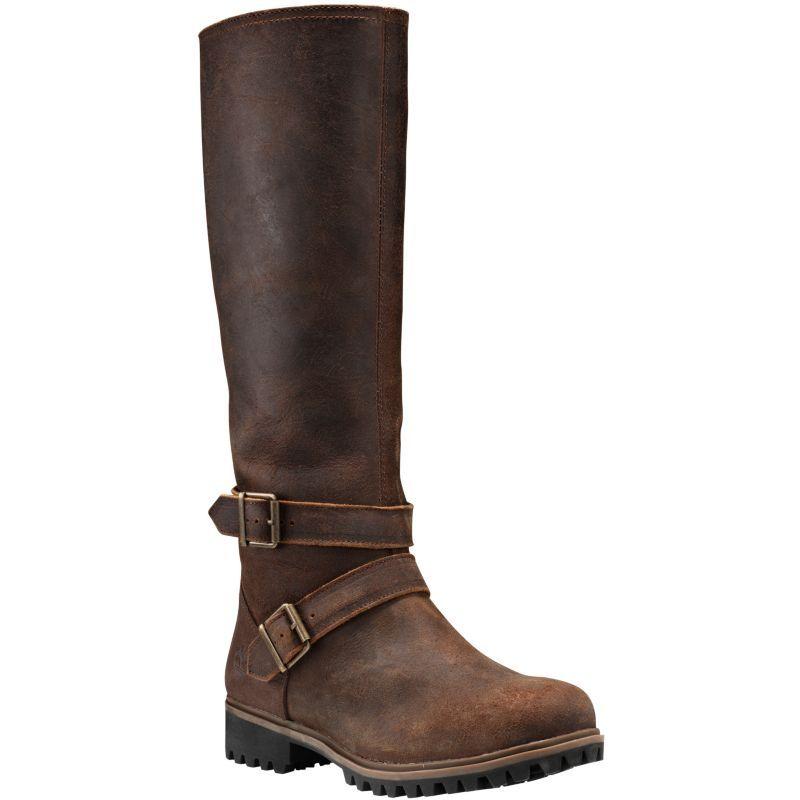 Timberland Women's Wheelwright Tall Waterproof Casual Boots