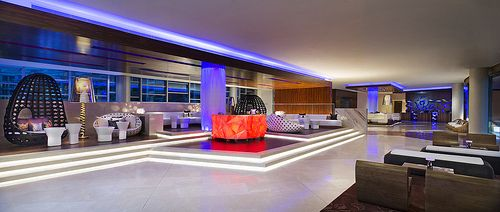 W Singapore Sentosa Cove—W Lounge