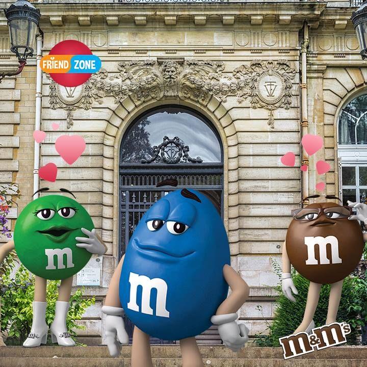 M&M's Mexico - Todas tienen un Azul en su vida.