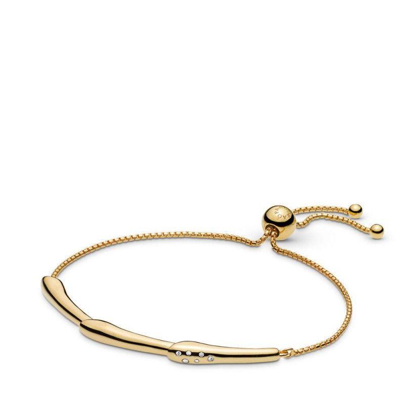 pandora bracelet dore