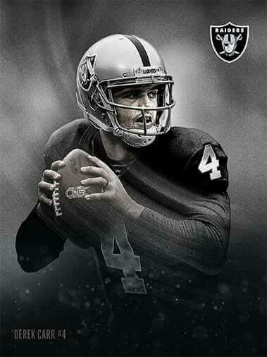 DEREK CARR POSTER Multiple Sizes Available 004 NFL FOOTBALL OAKLAND RAIDERS