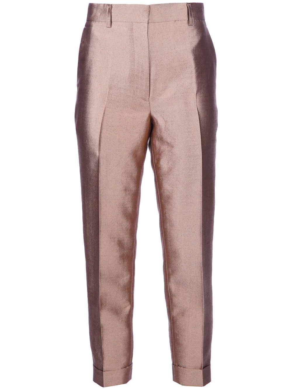 Haider Ackermann - Metallic Trouser