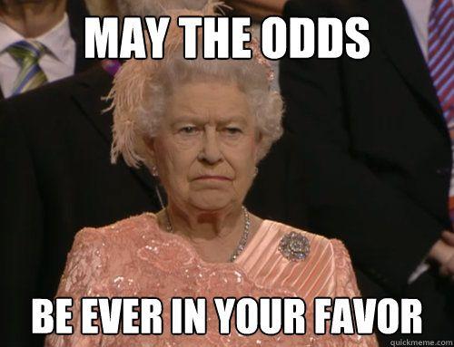 Hunger Games #meme