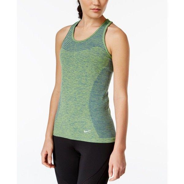 Nike Dri-FIT Knit Tank - Women's Deep Royal