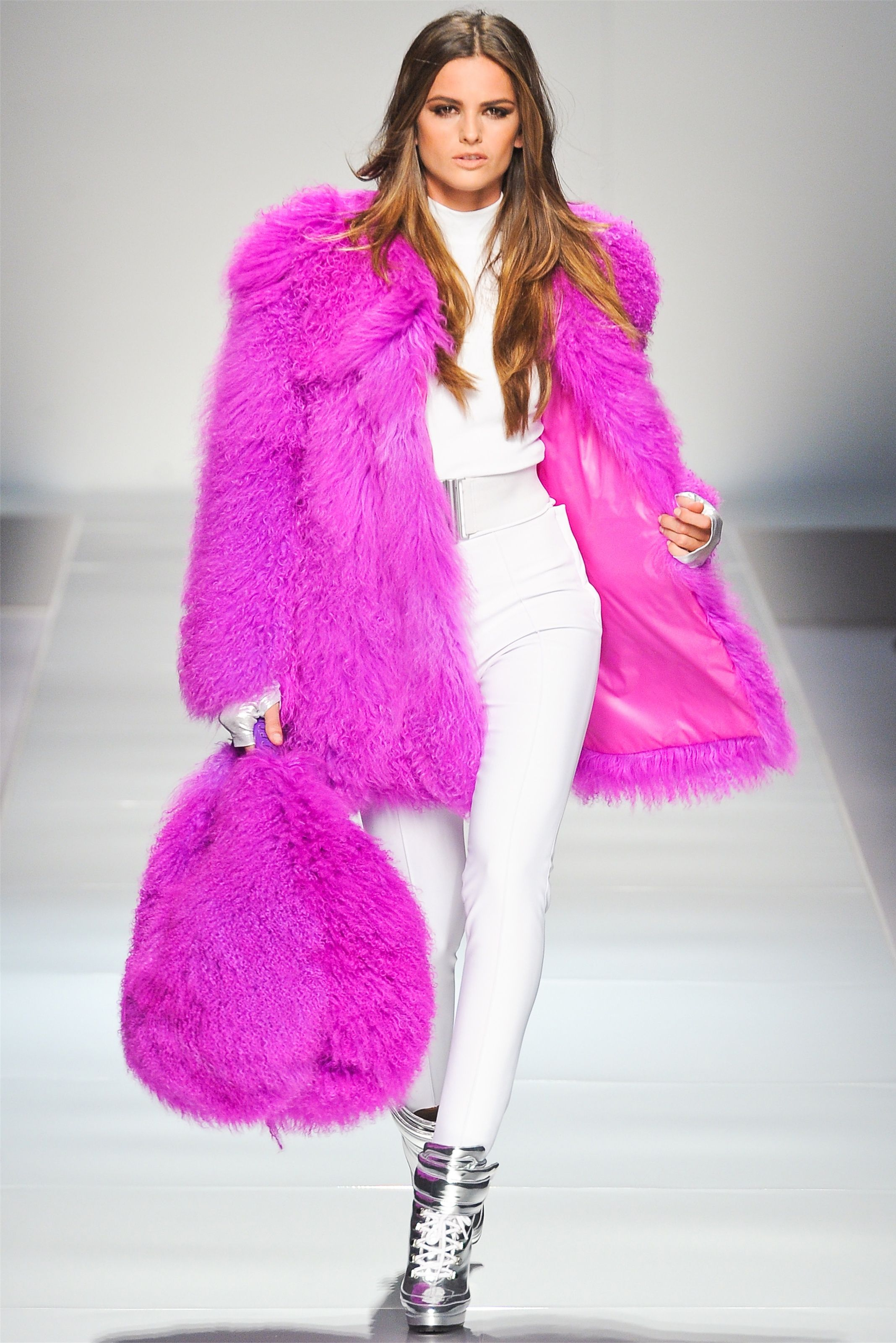 Blumarine #Pink #White #Pants