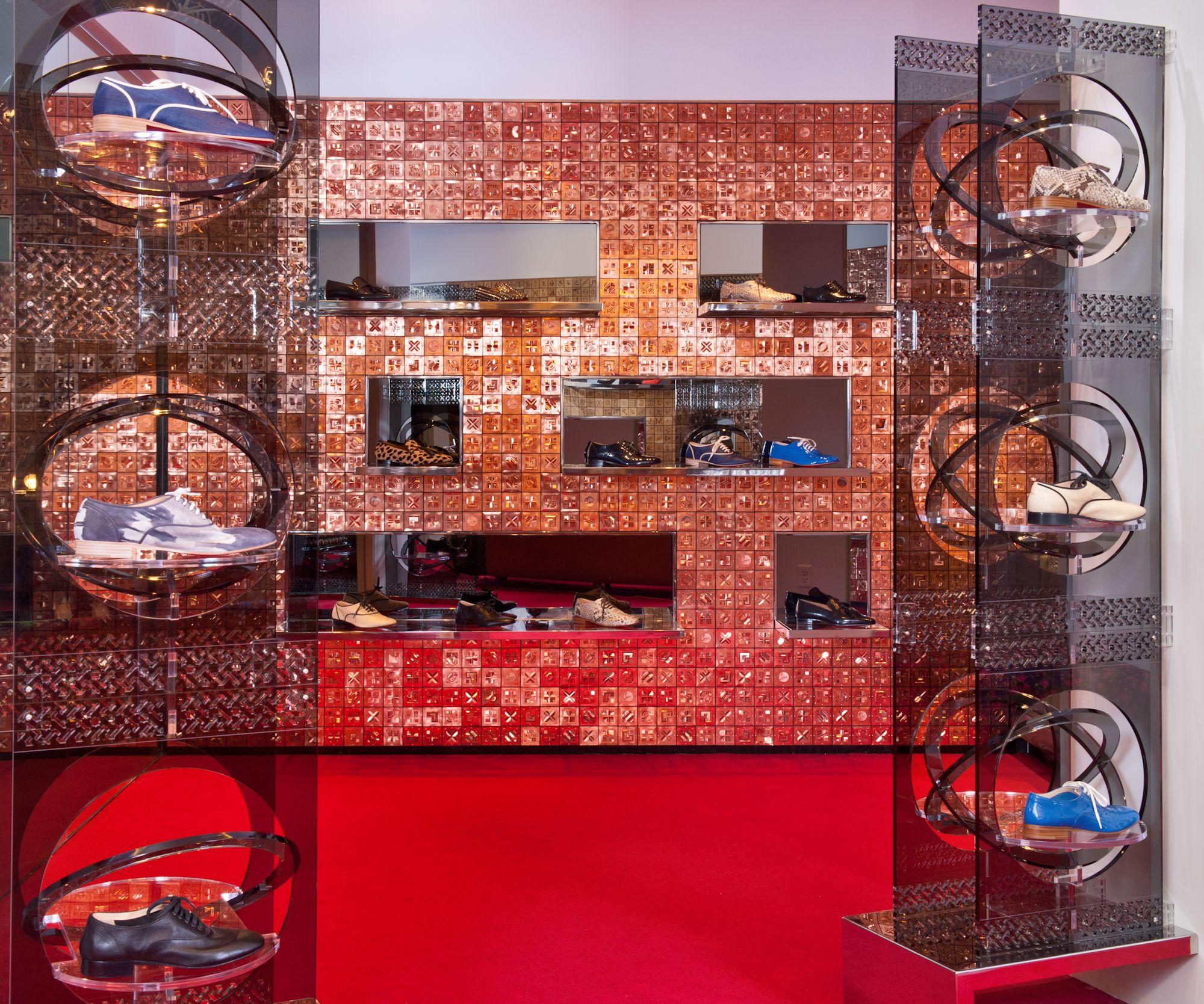 Christian Louboutin, Forum shops in Las Vegas | Las vegas ...
