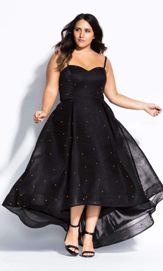 City Chic Sweet Jewel Maxi Dress in