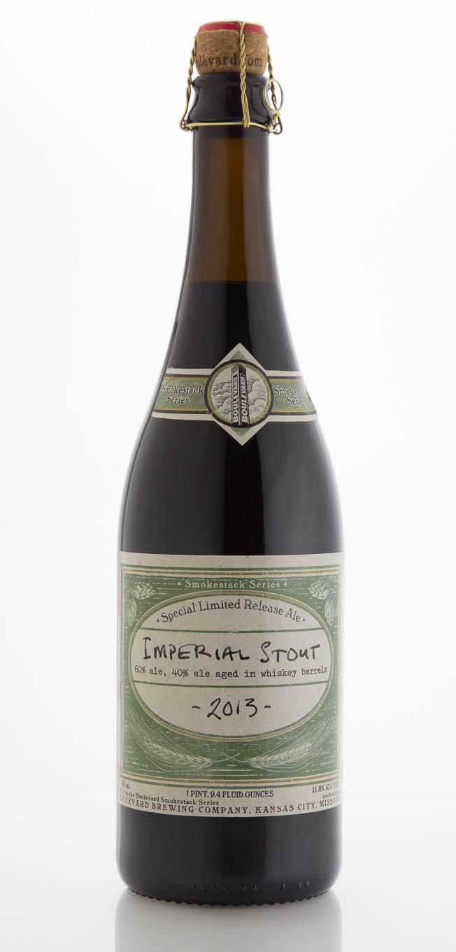 Review: Boulevard Brewing Company Imperial Stout   Craft Beer & Brewing Magazine