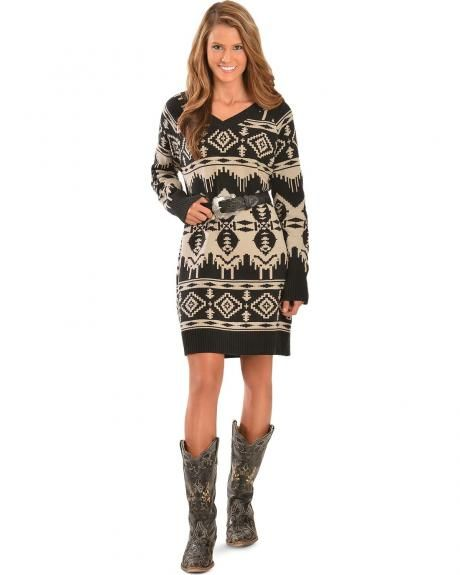 Woolrich Women's Fair Isle Sweater Dress | Dresses | Pinterest ...