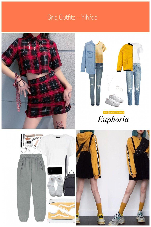 Grid Outfits – YihFoo      Use code