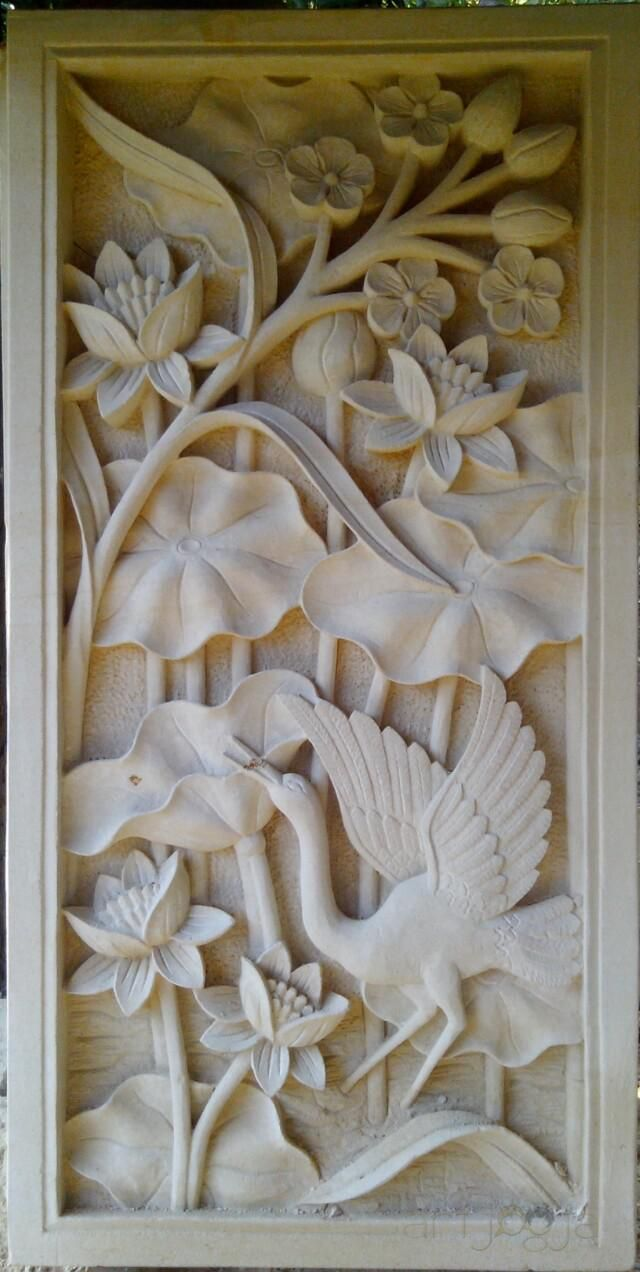 Stone Carving Design