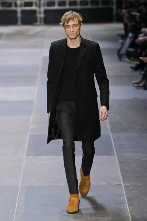 4048470be29 Saint Laurent Paris fall 2013 | Men's Amalgamated Fashion in 2019 ...