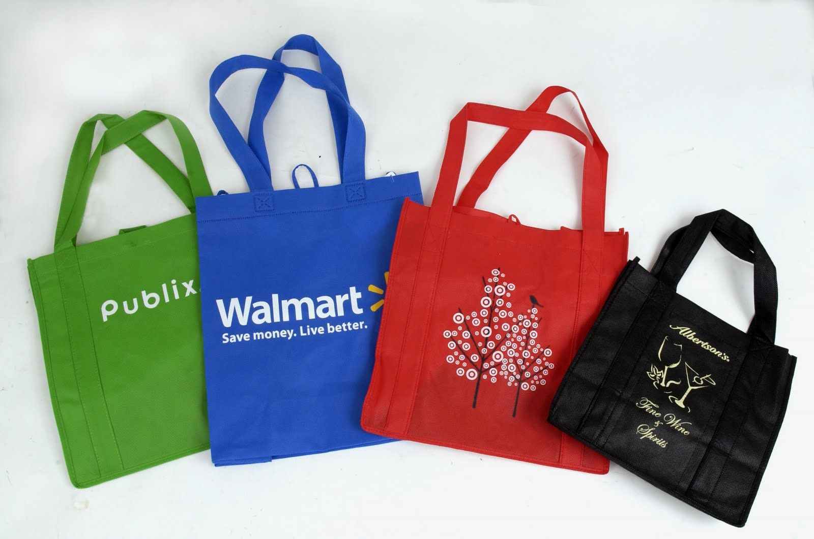 Just Say No To Plastic Bags Reusable Bags Reusable Shopping Bags Grocery Bag