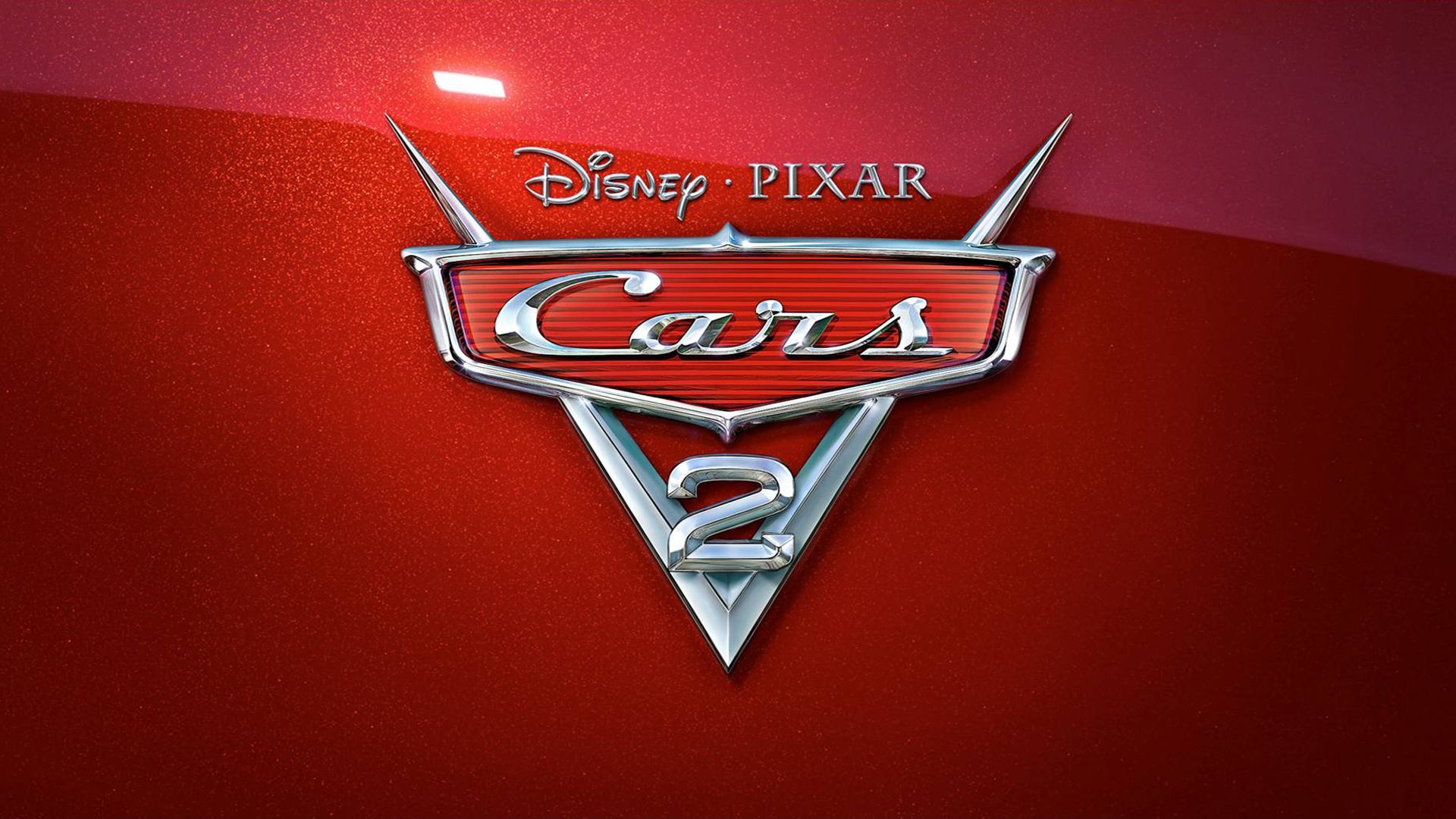 Disney Cars Logo Wallpaper With Images Disney Cars Disney