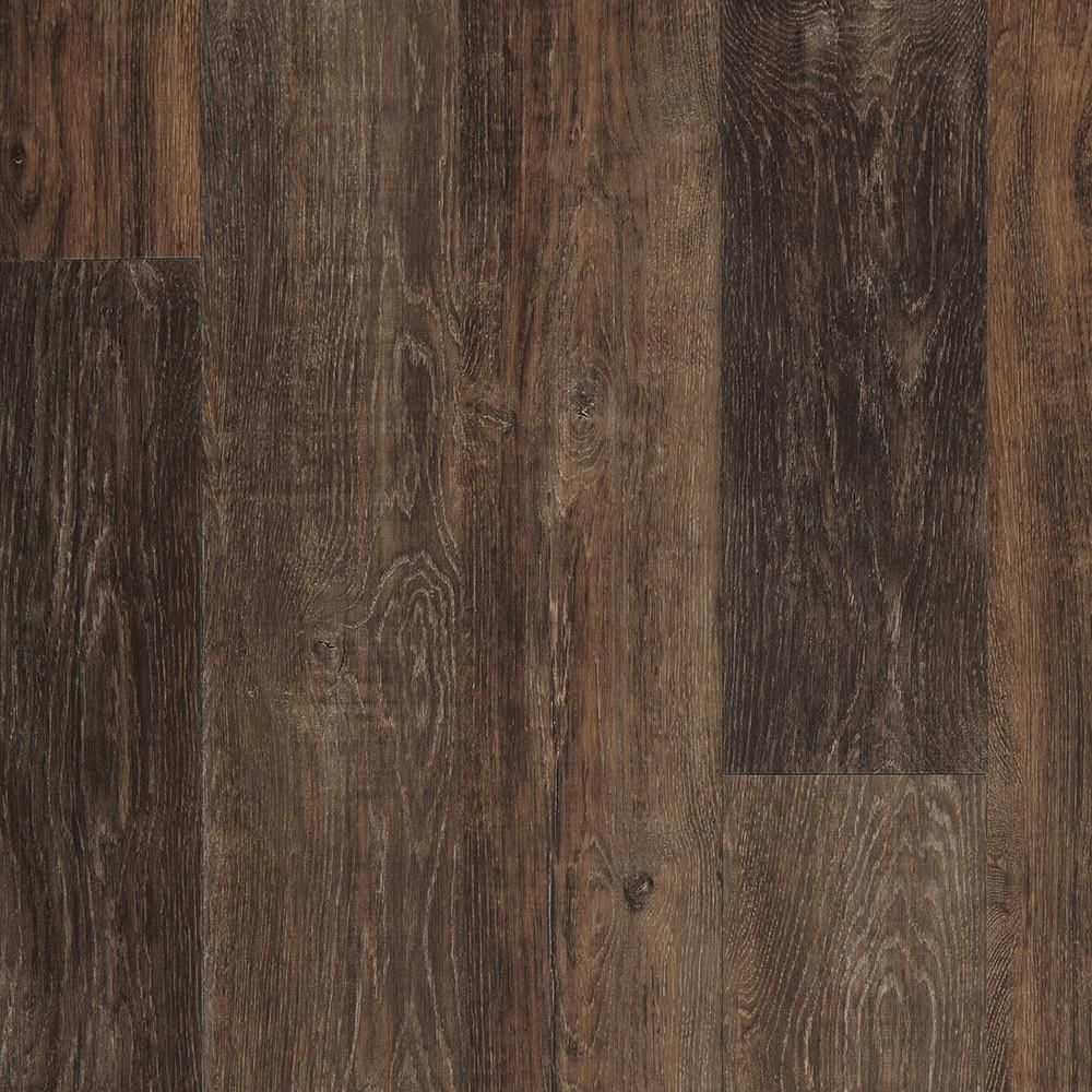 Mannington Adura Distinctive Plank LockSolid Iron Hill Coal   Plank ...