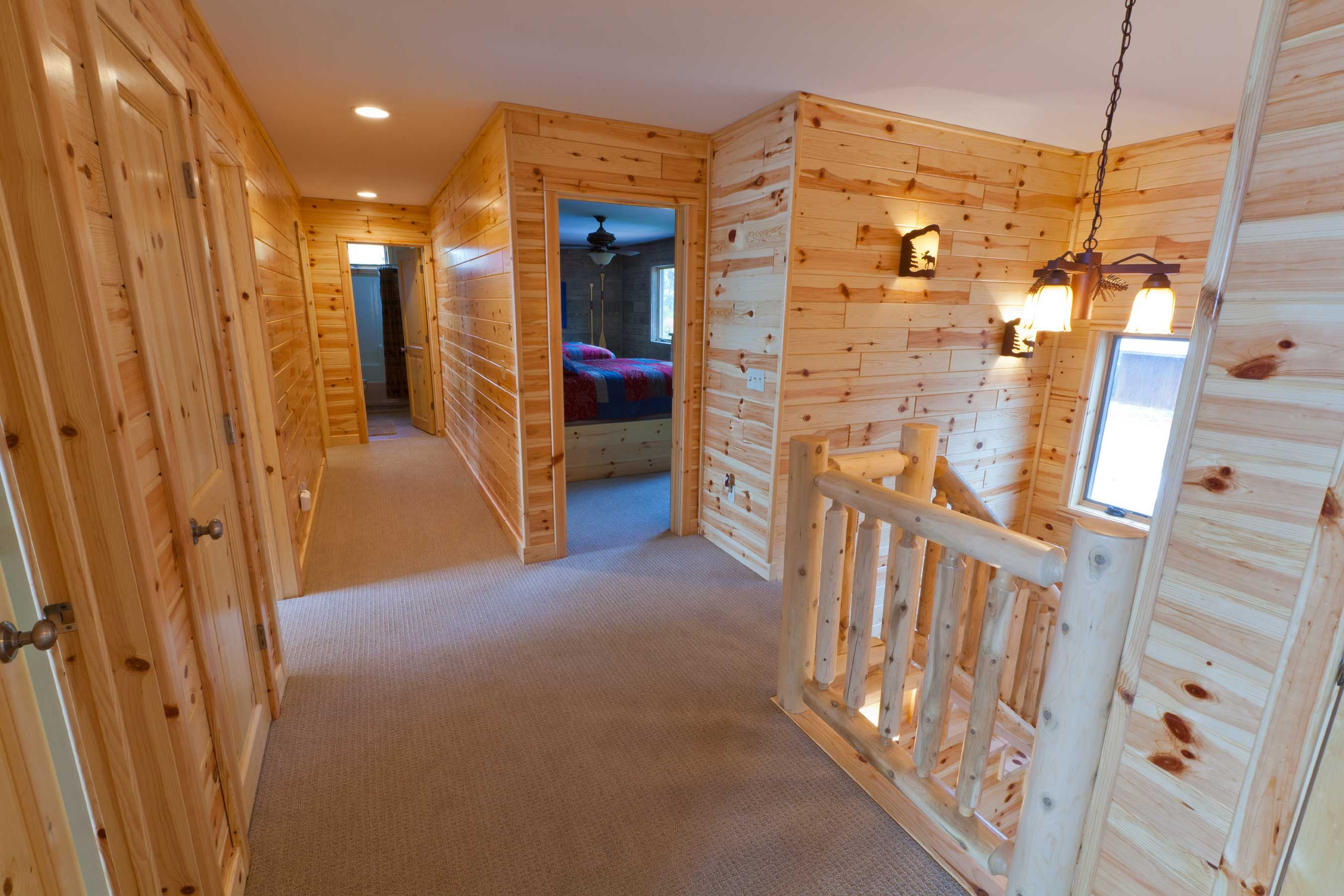 knotty. pine wood paneling for walls