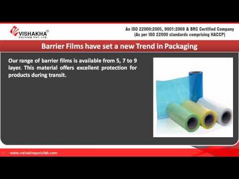 Video about How innovative flexible packaging films including #barrier, #films vacuum pouches and thermoforming films are used in packaging industries? And which kind of materials that are made to obtain flexibility in packing which prominent preference in several industries? Watch out video or for more information, visit at http://www.vishakhapolyfab.com/thermo-forming.shtml.