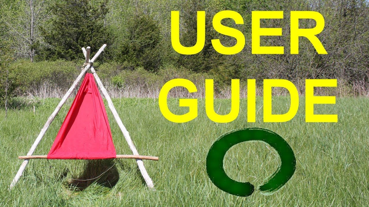 advanced user guide for the amazing wilderness camp   hammock bushcraft chair advanced user guide for the amazing wilderness camp   hammock      rh   pinterest