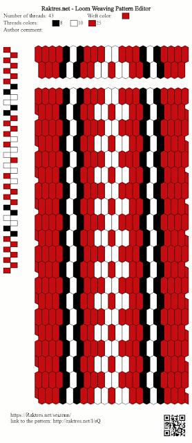 Free Interactive Inkle Patterns Inkle Weaving Patterns Tablet