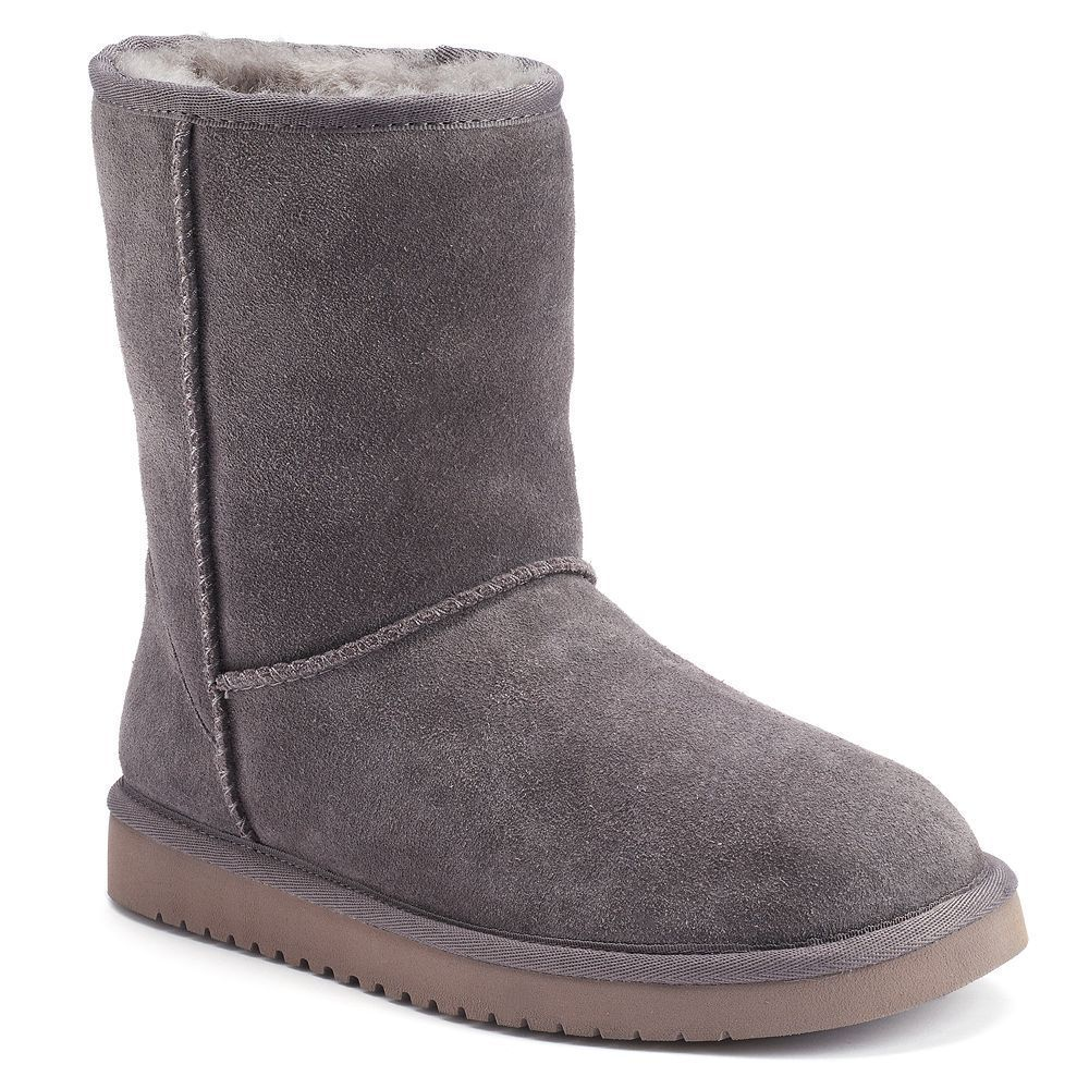 Koolaburra by UGG Classic Short Women's Winter Boots, Purple