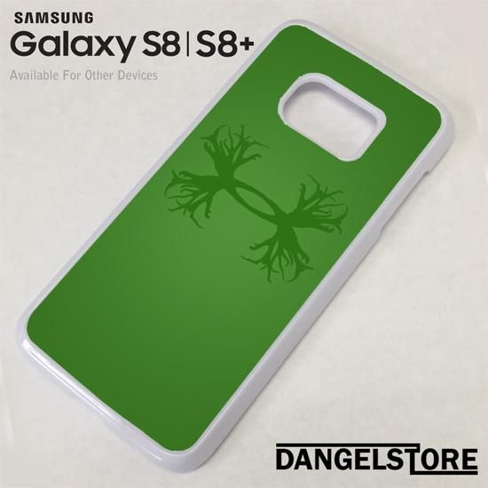 Root Under Armour Green For Samsung S8   S8 Plus Case