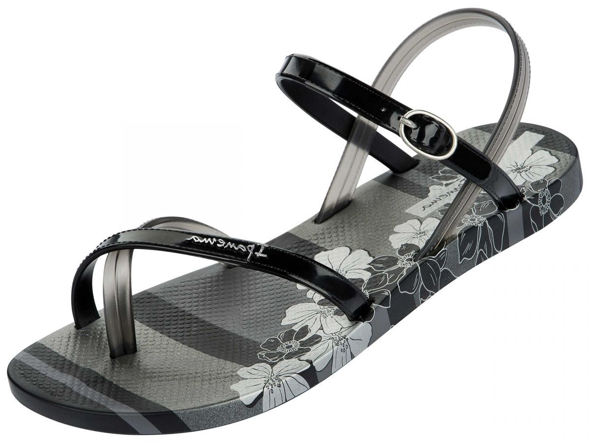 488a64c4d Ipanema Diamond III Black Floral Womens Sandals | hodaj...walking in ...