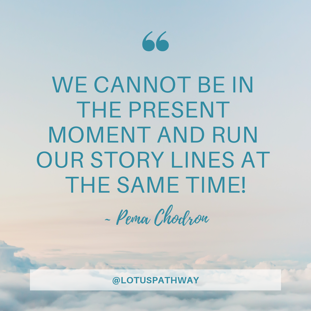 Quote By Pema Chodron Lotuspathway
