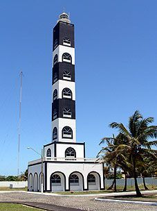 Lighthouse - Sergipe, Brazil
