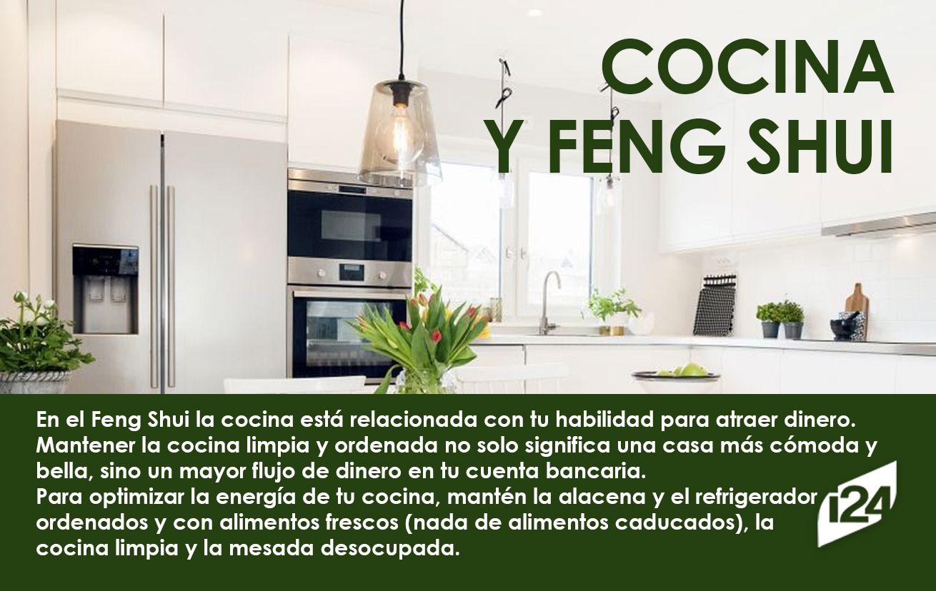 Feng Shui Los Colores Que Debe Tener Tu Cocina Segun Su Ubicacion