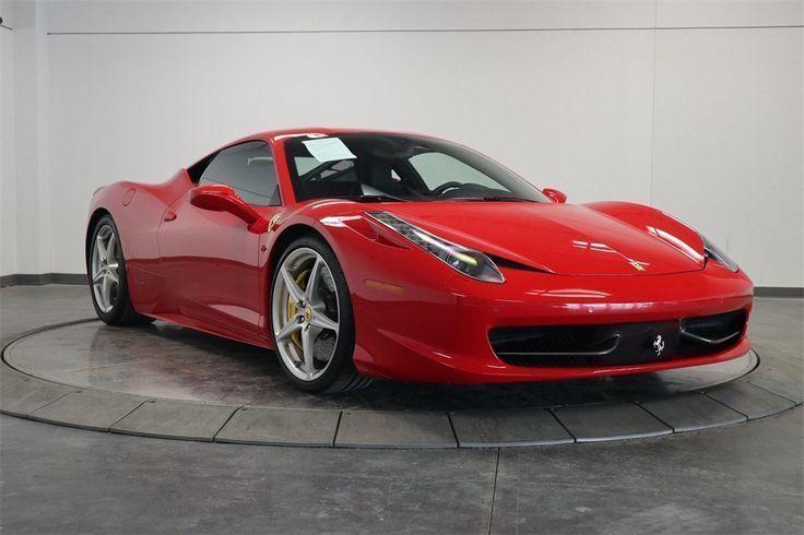 Ferrari 458 Wallpapers Supercars