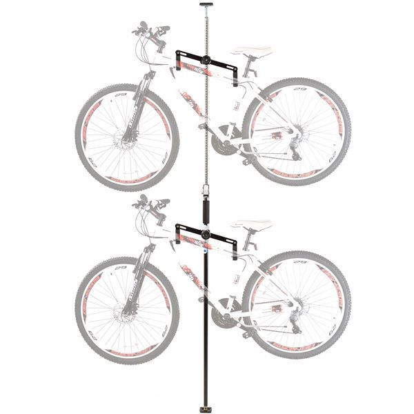 cca24c06b6f Store bicycles in optimized spaces with a fully telescoping and adjustable  bike hanger! Each indoor