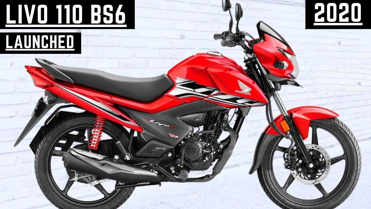 2020 Honda Livo 110 Bs6 Launched In India 7 New Changes Price And In 2020 New Honda Honda Bike