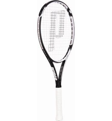 Prince EXO3 Warrior Unstrung Tennis Racquet (4 (4-1/2) by