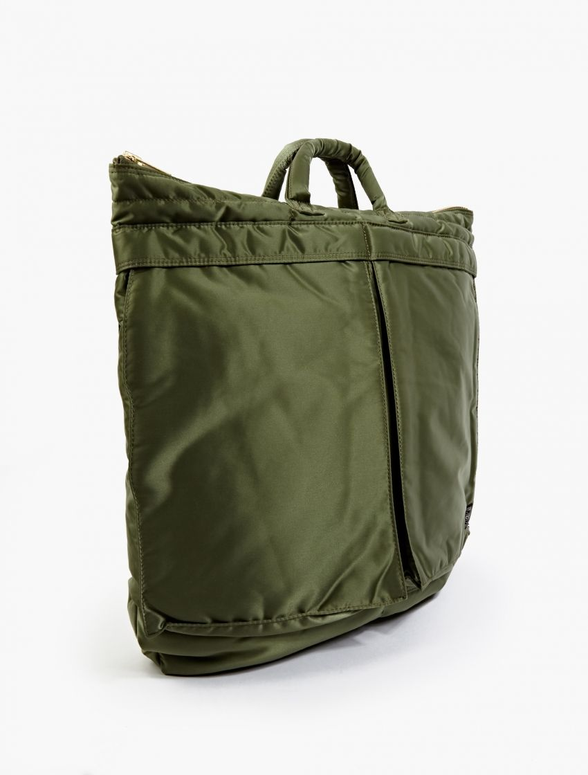 Porter-yoshida & Co. Porter-yoshida & Co. Tanker Helmet Bag In Black Sac De Casque Citerne En Noir Toutes Les Saisons Disponibles Autorisation De Sortie ZbUOH