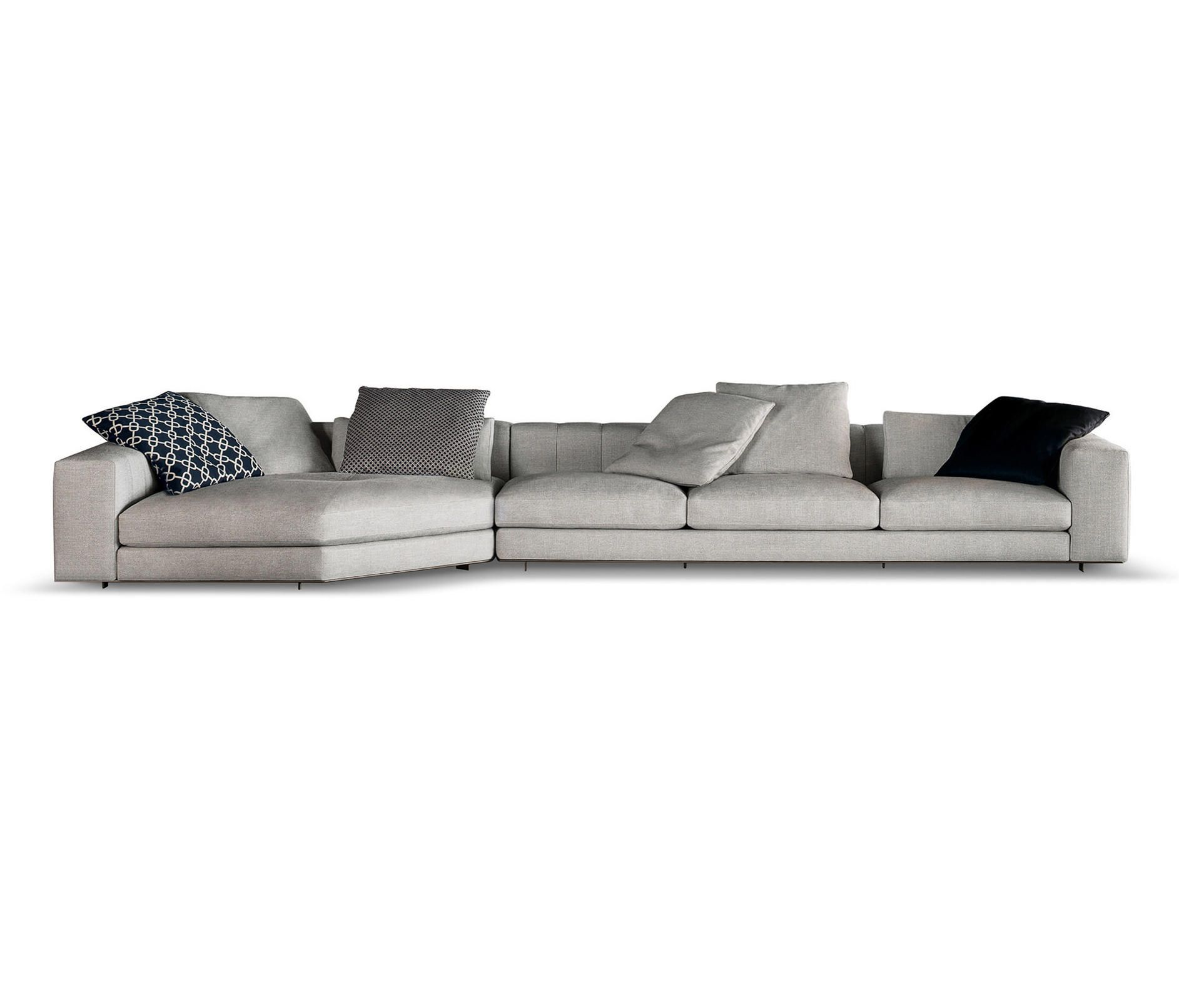 Freeman Duvet Sofa By Minotti Modular Seating Systems Living