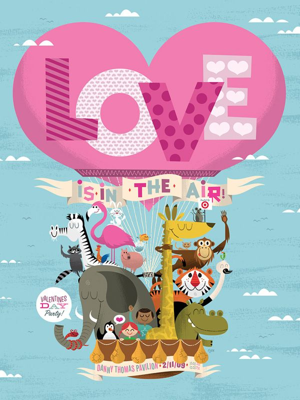 Vector Valentines Inspiration, Filled with Love, a