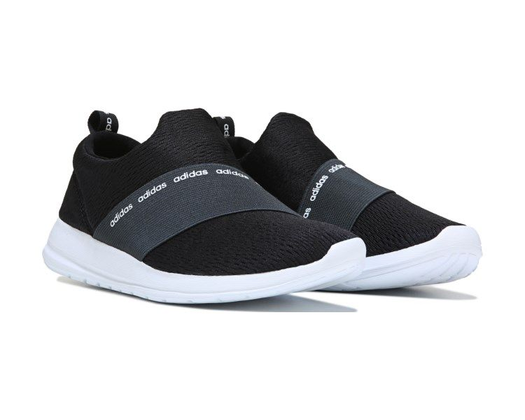 37dcc4fc8 adidas Refine Adapt Sneaker Black/White Adidas Slip On Shoes, Sock Shoes,  Sneakers
