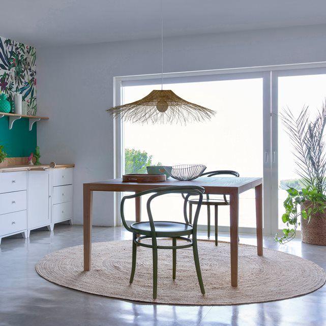tapis rond en jute hempy 250 cm tapis rond la redoute et tapis. Black Bedroom Furniture Sets. Home Design Ideas