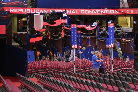 Few Mega Donors Are Ponying Up for the Conventions